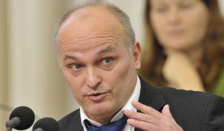 Justizminister Schöneburg lehnt Warnschussarrest ab (Foto)