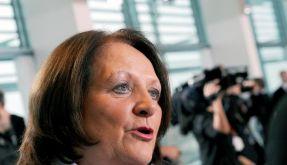 Justizministerin weist Kritik von ACTA-Gegnern zurück (Foto)
