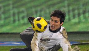 Juve im Pokal-Viertelfinale - Luca Toni verletzt (Foto)