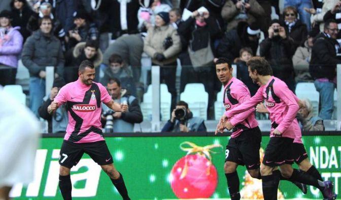 Juventus Turin holt sich Tabellenführung zurück (Foto)