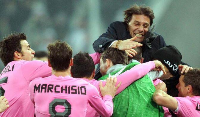Juventus Turin mit 3:1-Sieg an die Tabellenspitze (Foto)