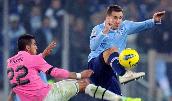 Juventus zwingt Kloses Lazio in die Knie (Foto)
