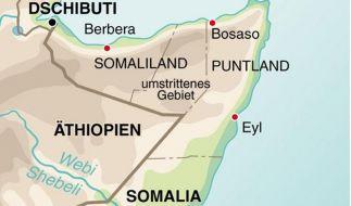 Kabinett beschließt Anti-Piraten-Einsatz an Land (Foto)