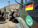 Kabinett will Afghanistan-Mandat verlängern (Foto)