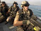 Kabinett will Anti-Piraten-Einsatz Atalanta ausweiten (Foto)