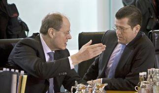 Kabinetts-Streit um bestes Banken-Rettungsmodell (Foto)