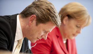 Kabinettsklausur zum Sparhaushalt (Foto)
