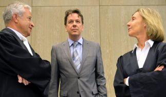 Kachelmann-Prozess nach vier Wochen fortgesetzt (Foto)