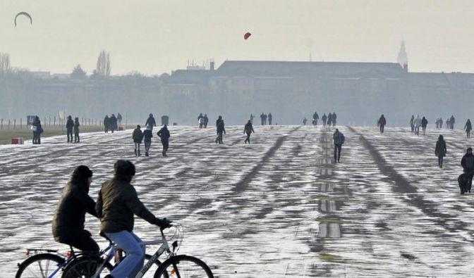 Kälte-Hoch «Cooper» kühlt Deutschland herunter (Foto)