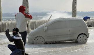 Kältewelle: Europa versinkt im Schneechaos.jpg (Foto)