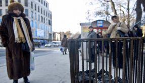 Kältewelle kostet in Osteuropa fast 80 Menschenleben (Foto)