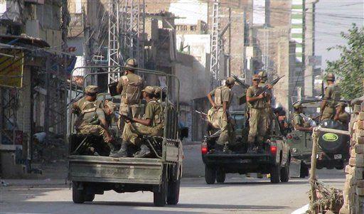 Kämpfe in Südwaziristan (Foto)