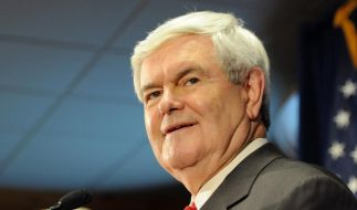 Kämpferische TV-Debatte: Gingrich wittert neue Chance (Foto)