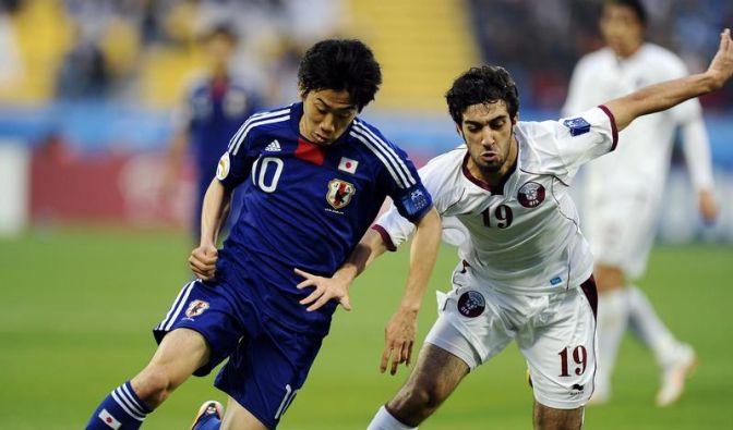 Kagawa mit Japan im Halbfinale des Asien-Cups (Foto)