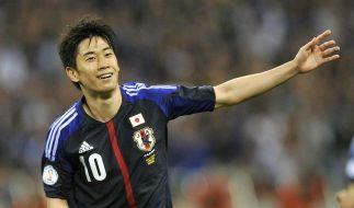 Kagawa unterschreibt Vertrag über vier Jahre bei United (Foto)