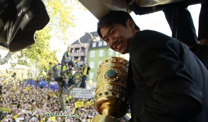Kagawa verlässt den BVB - Kommt Pizarro? (Foto)