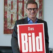 Kai Diekmann ist seit Anfang 2001 Chefredakteur der Bild-Zeitung.