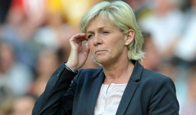 Kaltstart ohne Neid: DFB-Frauen dennoch Favorit (Foto)