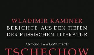 Kaminer liest Tschechow (Foto)
