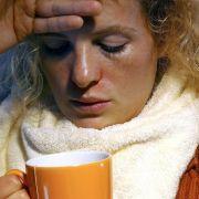 Kampf der Erkältung - einfache Hausmittel helfen meist, sich gar nicht erst anzustecken.