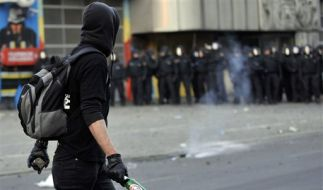 Kampf gegen Linksextremismus (Foto)