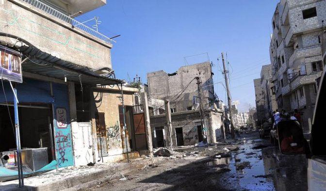 Kampf um Aleppo geht weiter (Foto)