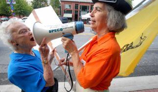 Kampf um die Gesundheitsreform (Foto)