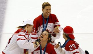 Kanadas Eishockey-Sause könnte Kater folgen (Foto)