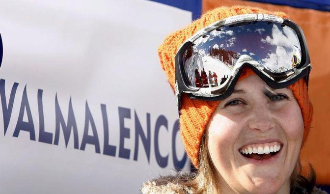 Kanadische Ski-Freestylerin Burke gestorben (Foto)