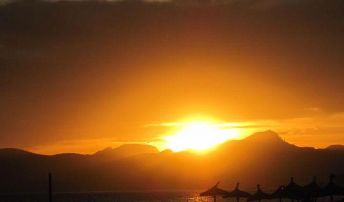Kanaren und östliches Mittelmeer bleiben warm (Foto)