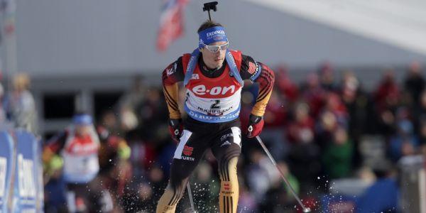 Biathlon Weltcup 2014 in Pokljuka