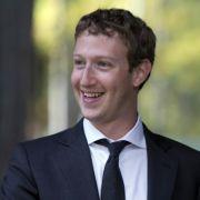 Kann Facebook-Gründer Mark Zuckerberg auch Politik?