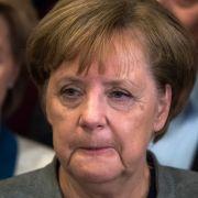 Kann sich Angela Merkel mit der SPD einigen? (Foto)