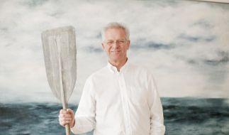 Kanu-Olympiasieger Uli Eicke wird 60 (Foto)