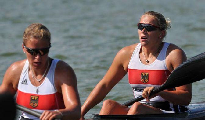 Kanu-Weltcup: Deutsche Boote auf gutem Olympia-Kurs (Foto)