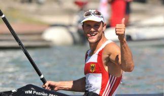Kanute Max Hoff ist «Champion des Jahres» (Foto)