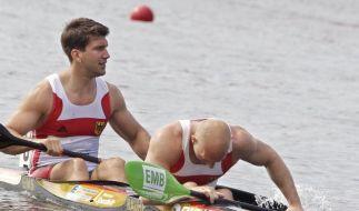 Kanuten bei EM in drei 200-Meter-Finals (Foto)
