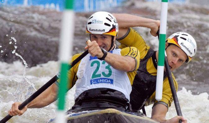Kanuten ohne Becker/Henze beim Heim-Weltcup (Foto)