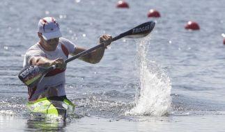 Kanuten testen bei EM ihre Olympia-Boote (Foto)