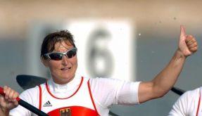 Kanutin Fischer wird 50 - und peilt Olympia an (Foto)
