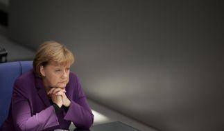 Kanzlerin Angela Merkel - Einigkeit mit Frankreich nicht in Sicht. (Foto)