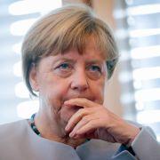 Deutschland in Angst - Kanzlerin Angela Merkel schweigt (Foto)