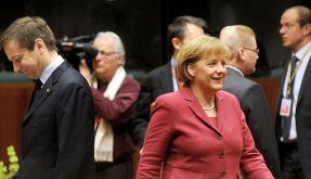 Kanzlerin Merkel hat ihre Position auf dem EU-Gipfel vehement vertreten. (Foto)