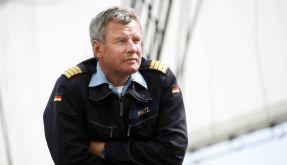 Kapitän Norbert Schatz (Foto)