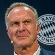 Karl-Heinz Rummenigge (Foto) hat die Aussagen von Robert Lewandowski zurückgewiesen. (Foto)