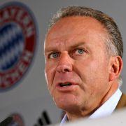 Karl-Heinz Rummenigge sehnt sich nach dem Titel in der Champions-League.