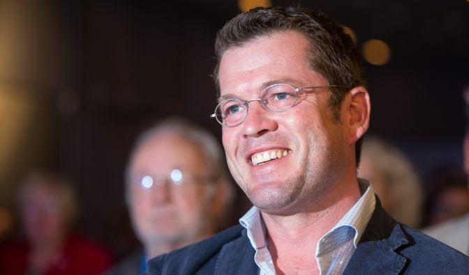 Karl-Theodor zu Guttenberg verdingt sich heute als erfolgreicher Investor in den USA. (Foto)