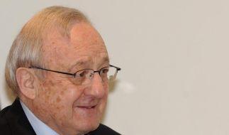 Karlheinz Schreiber sagt, er habe «unzulässige Spenden» an die CSU gezahlt. (Foto)