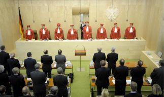 Karlsruhe vor Urteil zum neuen System der Professorenbesoldung (Foto)