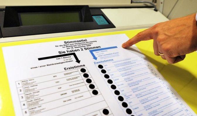 Karlsruhe urteilt zum Einsatz von Wahlcomputern (Foto)